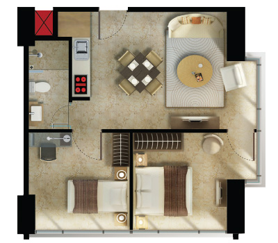 floorplan2bedroomB small